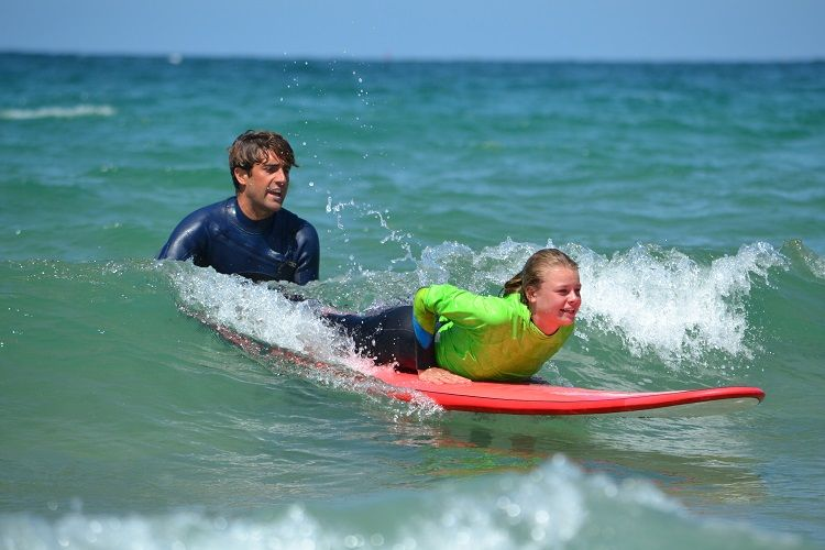 Émeraude Surf School