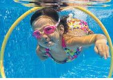 """Cours de natation - """"Les dauphins Briacins"""""""