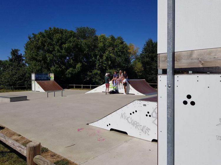 Skate Park - Pleurtuit