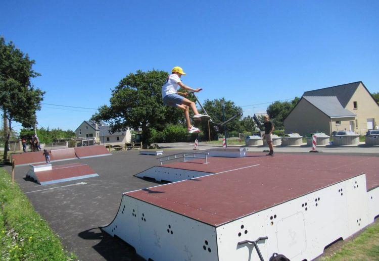 Skate Park - Saint-Lunaire