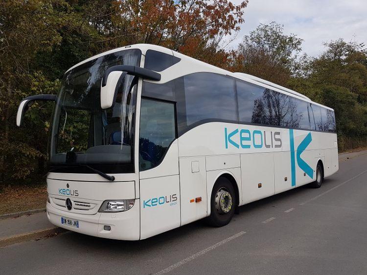 Keolis Armor - Autocariste
