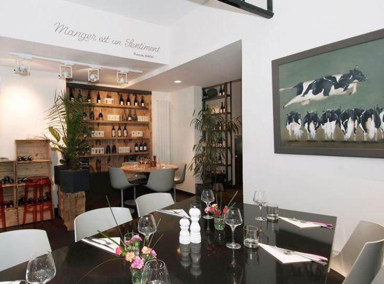 restaurant Bordier