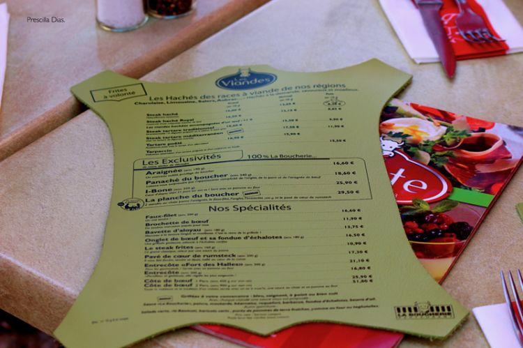 Restaurant la Boucherie Saint-Malo
