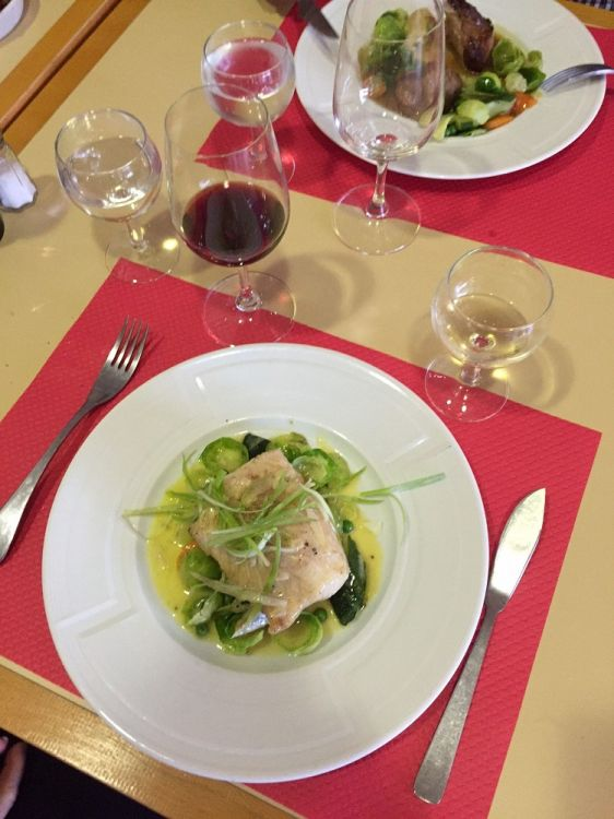 Restaurant-golf-Tremereuc-poisson