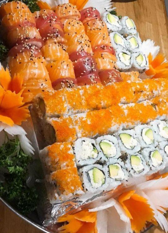 Thai-Sushi-Dinard-sushis-saumon
