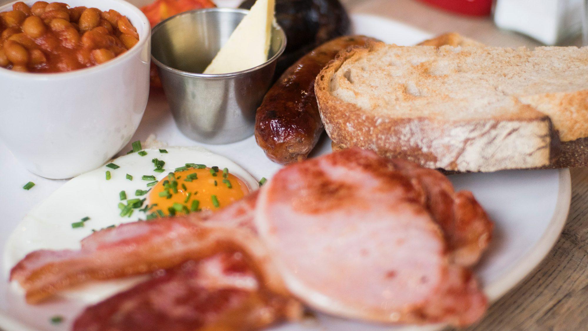 English Breakfast Unsplash