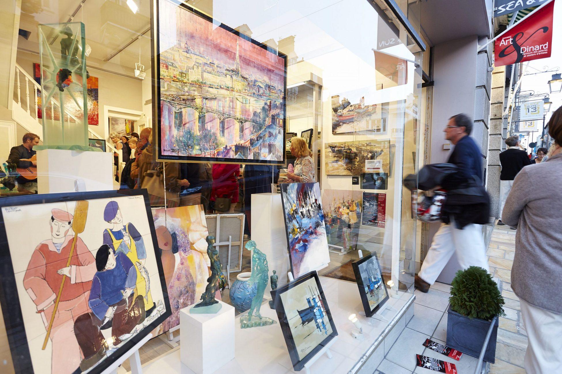 Galeries D'art Lamoureux