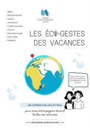 Guide Des écogestes 2020