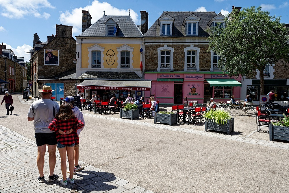 Saint-Briac-sur-mer Hamel
