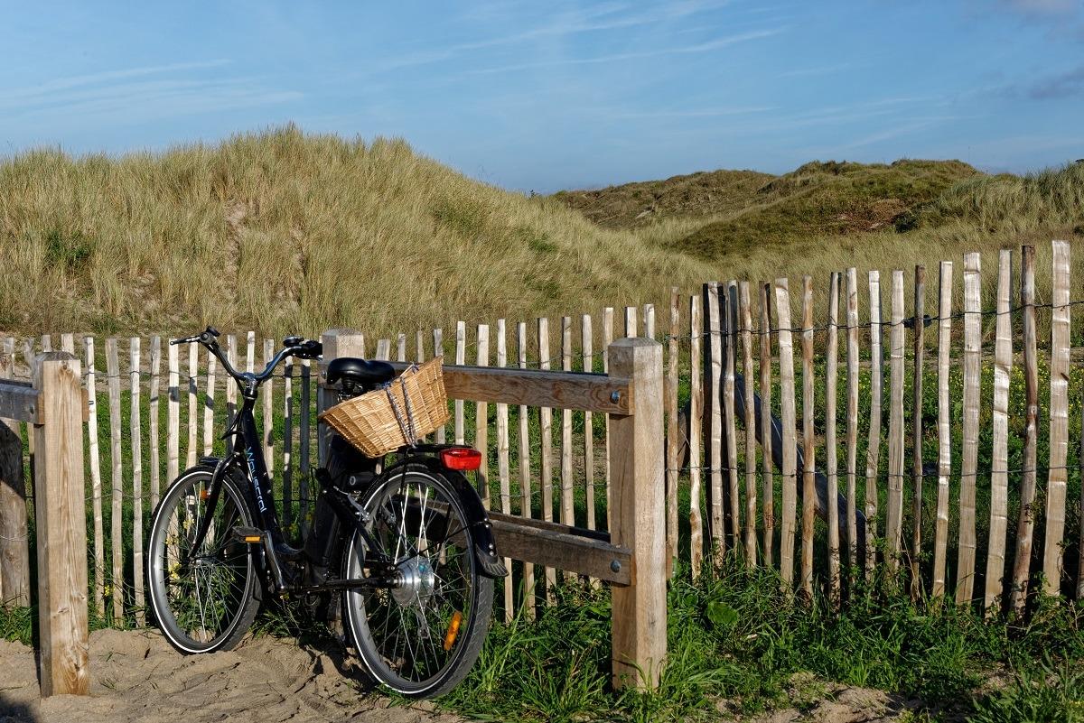 Saint-Briac-sur-mer et les transports douxt Doux Le Vélo