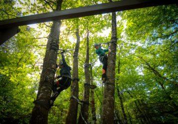 Bon plan au parc Forêt Adrénaline – Corsaire Aventure