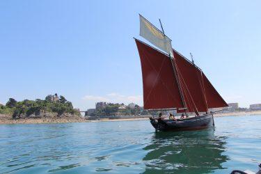 Croisière bateau à Dinard