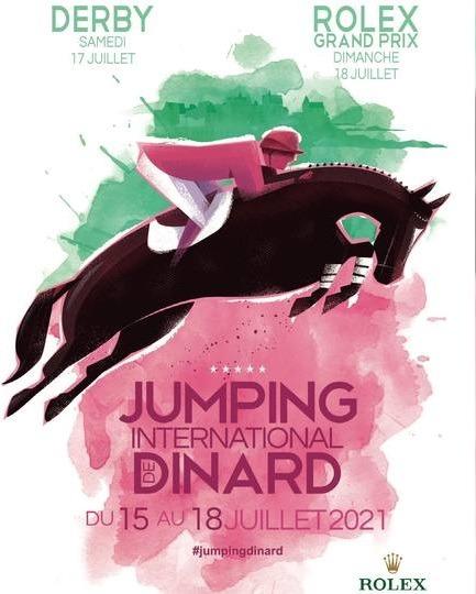 Jumping dinard