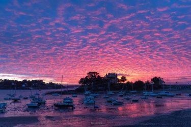 Top 5 des spots pour admirer le coucher de soleil sur la Côte d'Émeraude