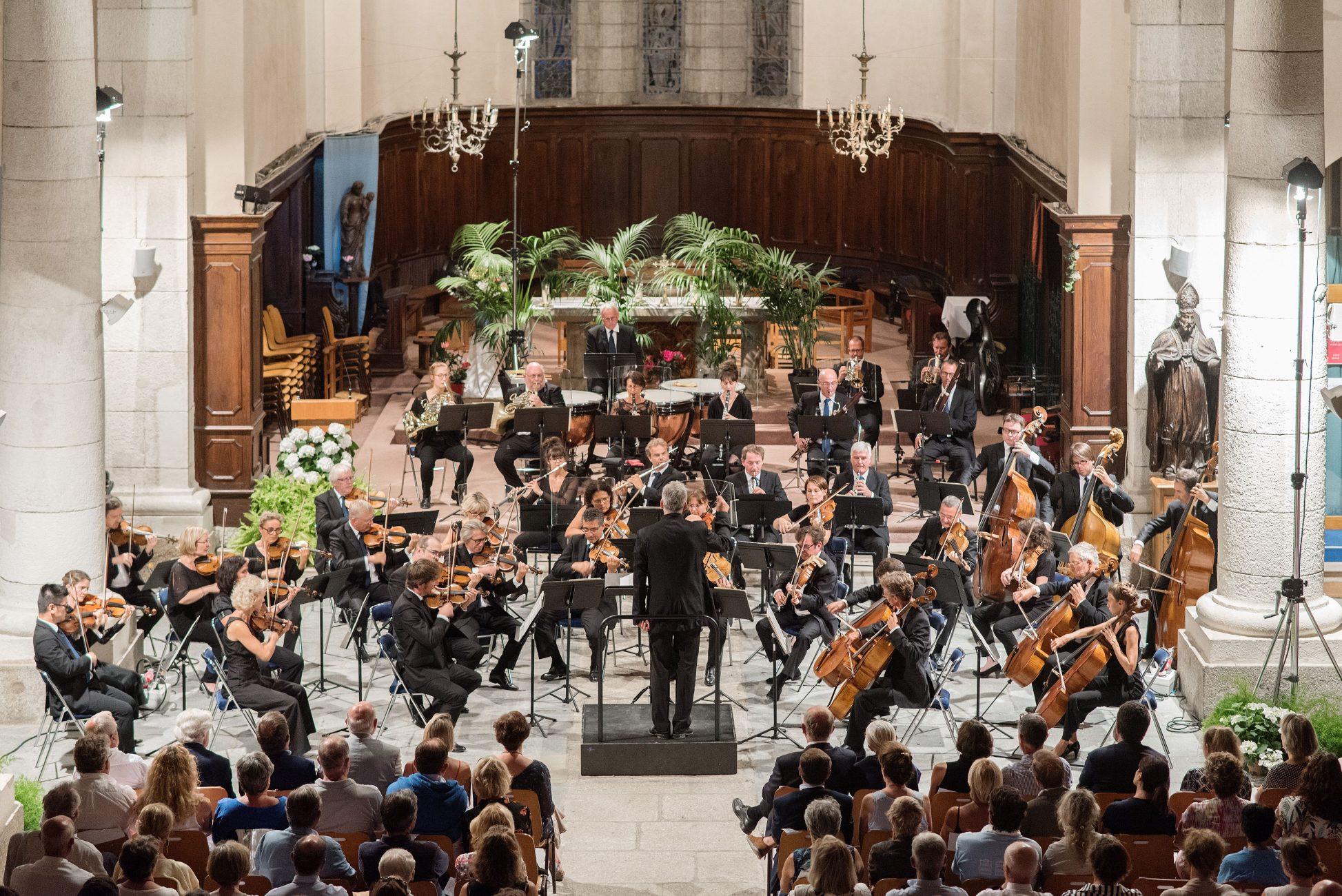 Orchestre De Bretagne Credit Enora Baubion