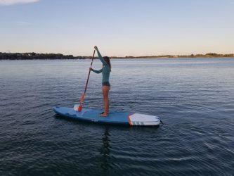 Sports nautiques sur les bords de Rance