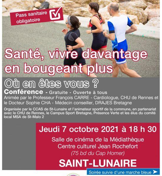 Evenement Manifestation à Saint Lunaire Octobre 2021 (2)
