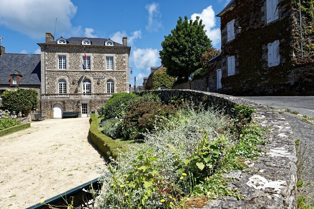 @franck Hamel Saint Briac Mairie Du Centre Bourg